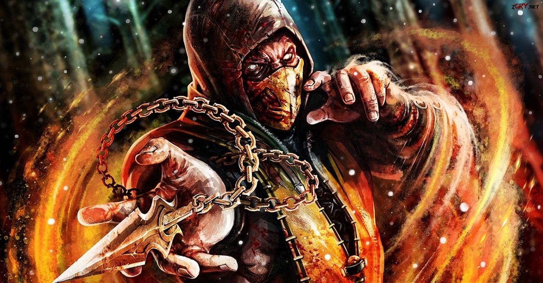 Mortal kombat x скриншот 1.